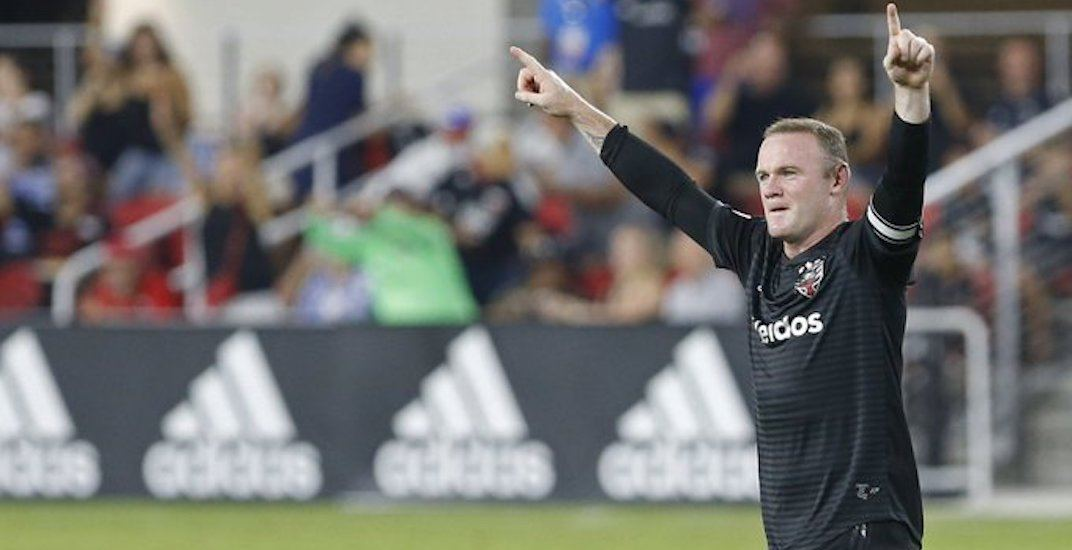 Wayne Rooney travels to Vancouver to take on the Whitecaps