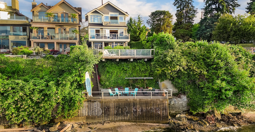 A look inside: $17.8M Point Grey Road waterfront home in Vancouver (PHOTOS)
