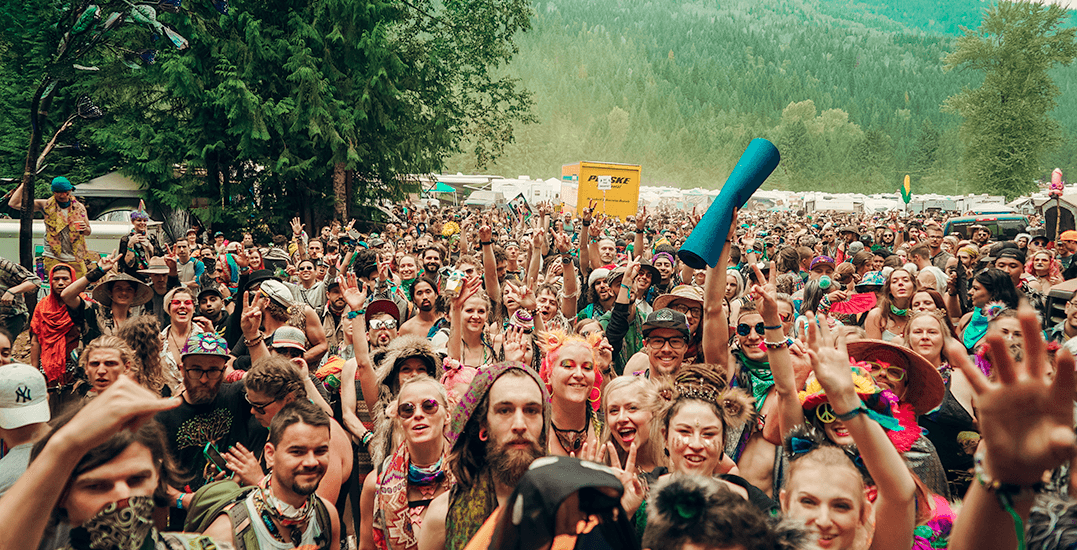 17 things you can only find at BC's Shambhala Music Festival (PHOTOS)
