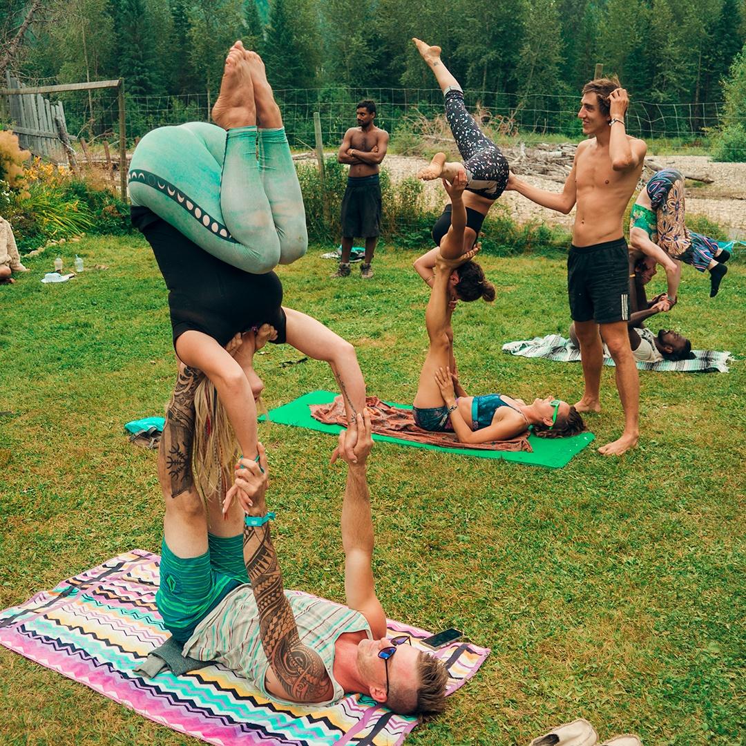 Shambhala 2019 - Yoga
