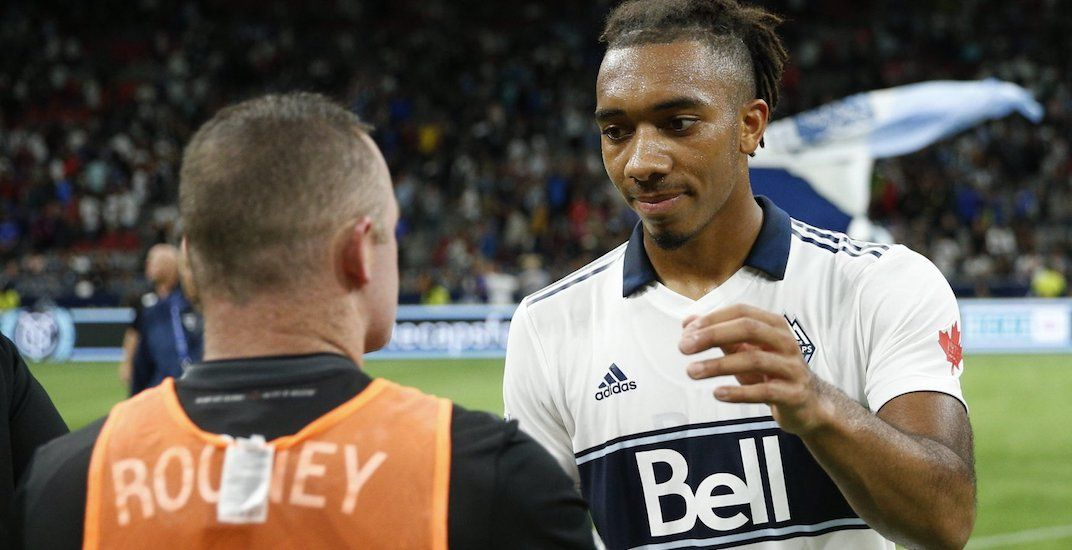 Whitecaps frustrate Wayne Rooney in rare home win