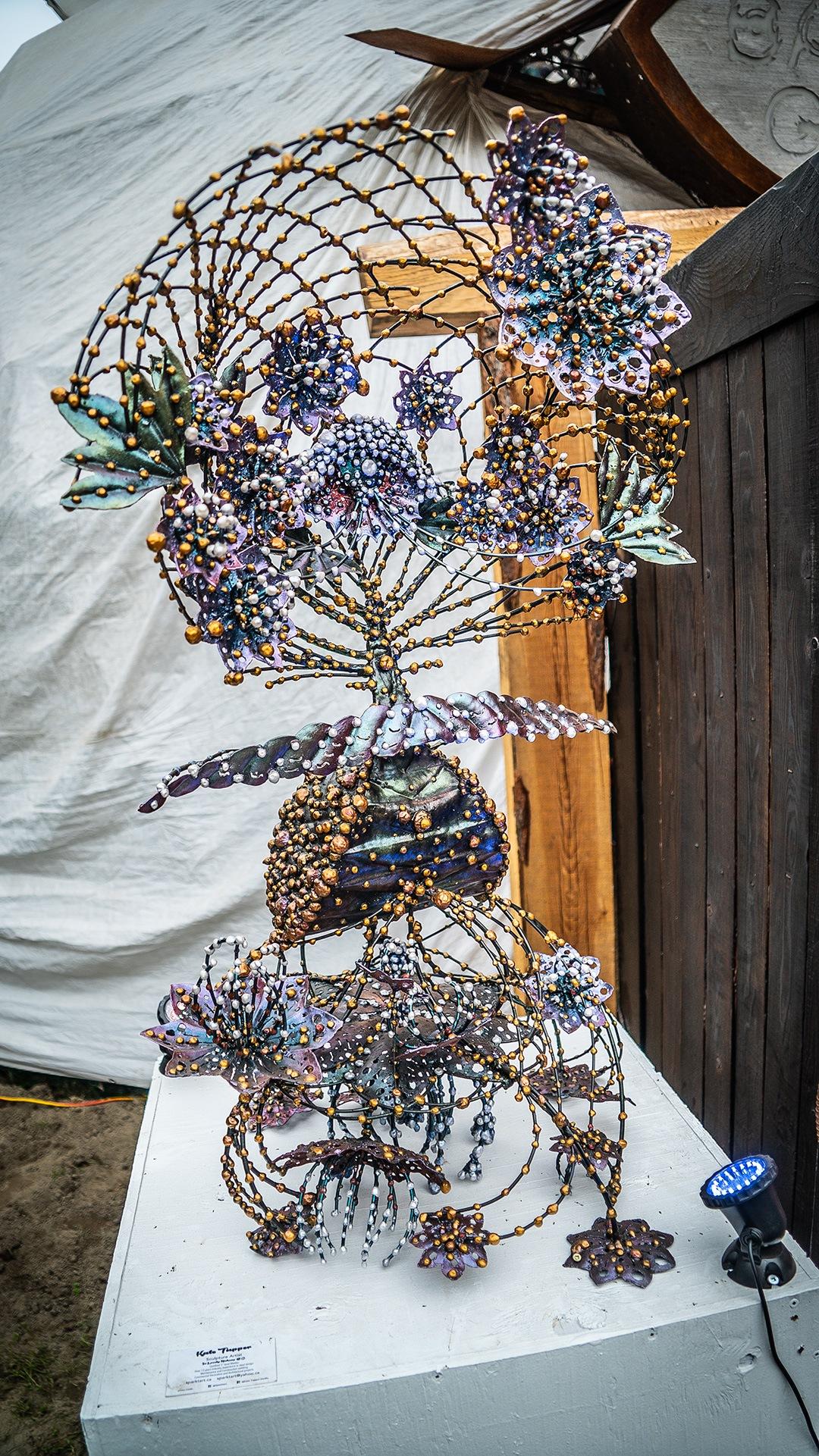 Shambhala 2019 - Bass Camp Art Gallery
