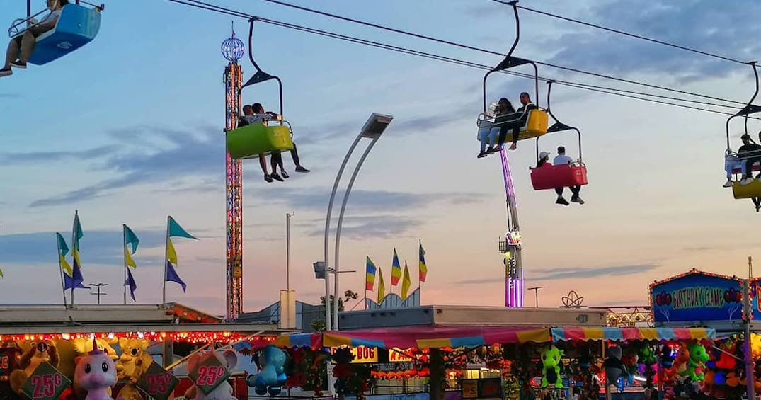 20 amazing shots from opening weekend at the CNE (PHOTOS)
