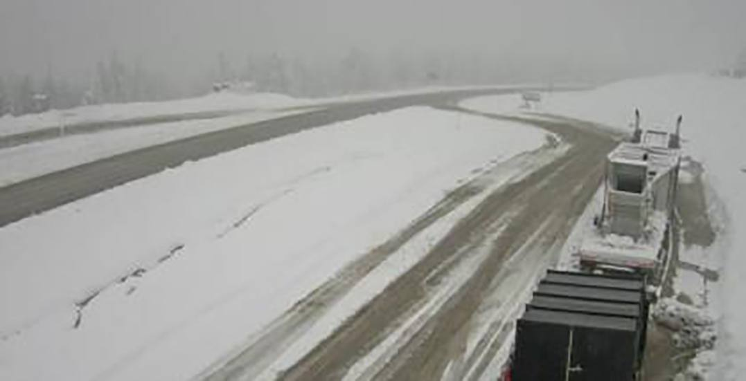 Mid-August Snowfall Warnings issued for Northern BC
