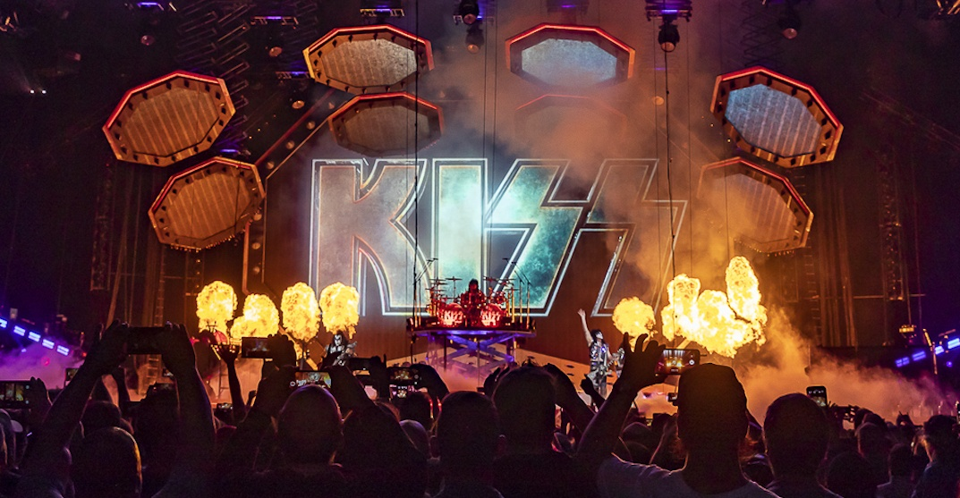 19 pics from KISS' final show in Montreal (PHOTOS)