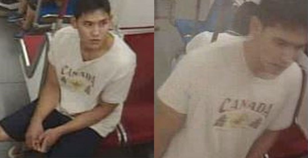 Man allegedly brandishes large knife on TTC before fleeing