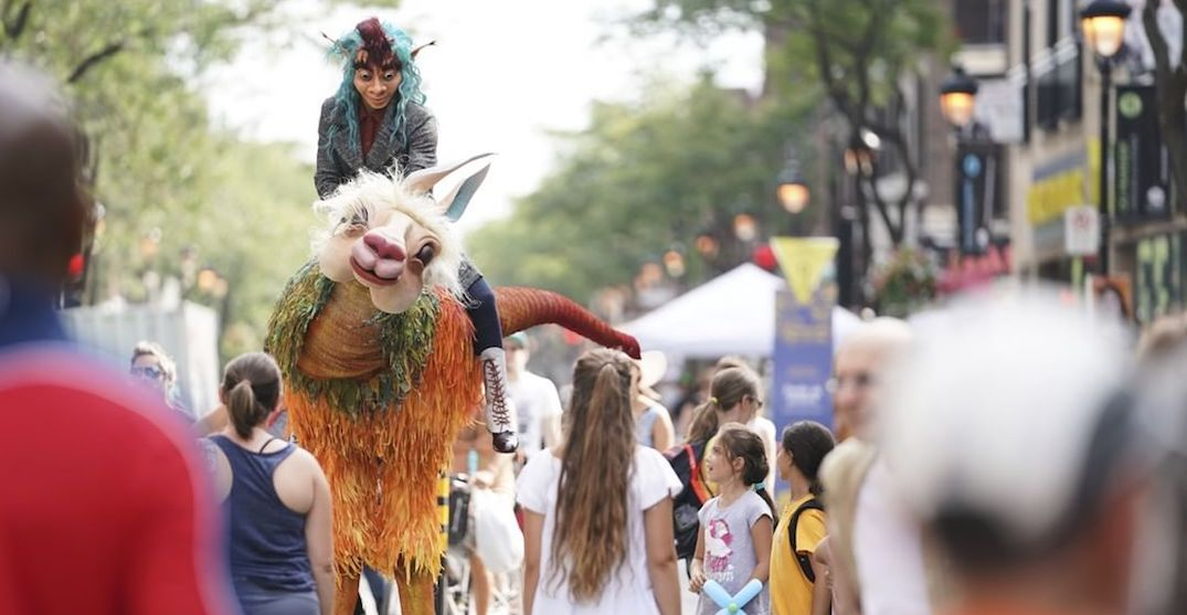 A giant puppet festival is coming to Montreal this weekend