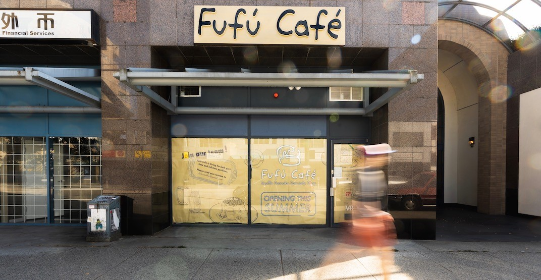 Vancouver's first all-soufflé pancake spot 'Fufú Café' to open soon