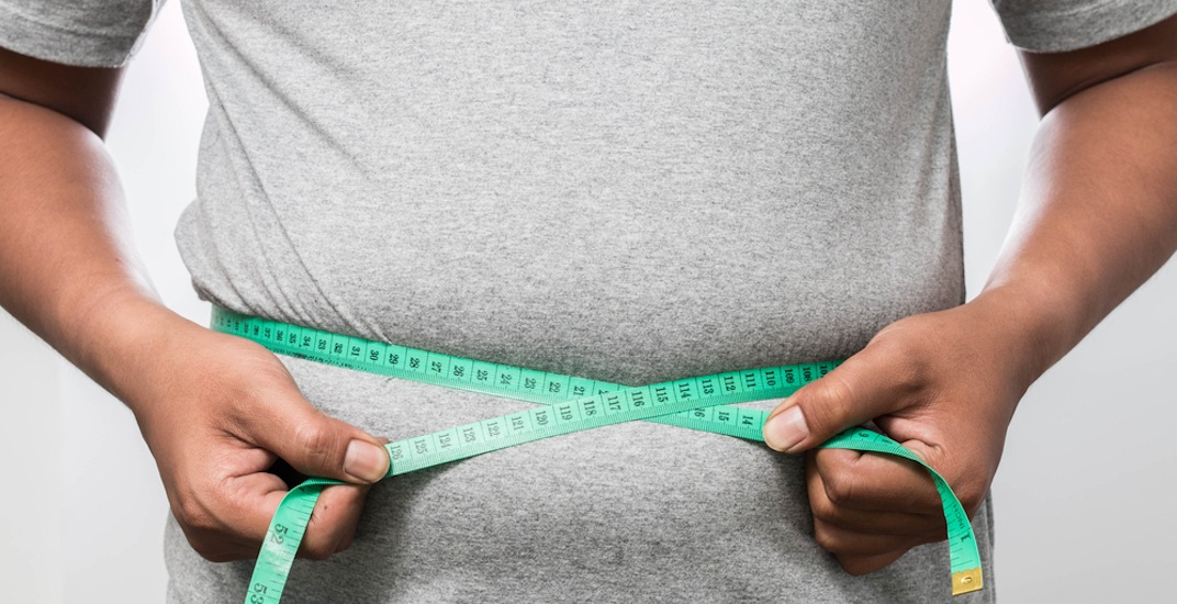 Abdominal obesity in adult Quebecers has doubled since 1990: study