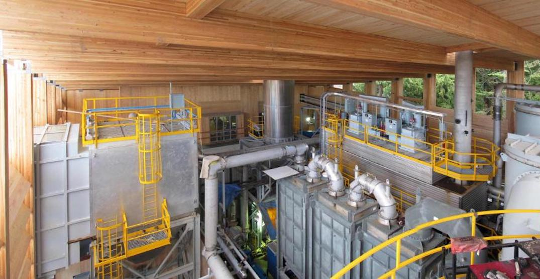 $20-million expansion of UBC wood chip-fuelled energy plant receives federal funding