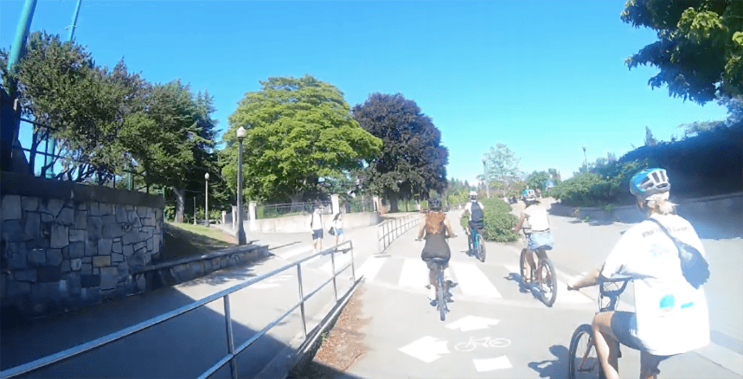 Watch this beautiful time lapse of Vancouver's Stanley Park Seawall (VIDEO)