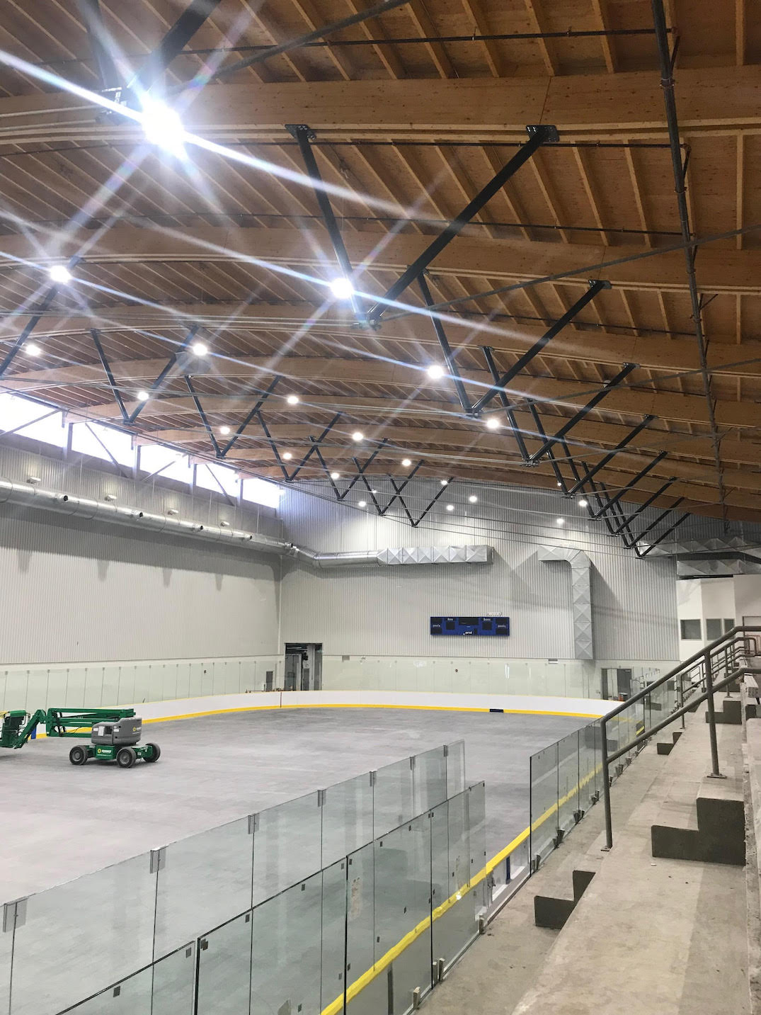 North Surrey Sport and Ice Complex