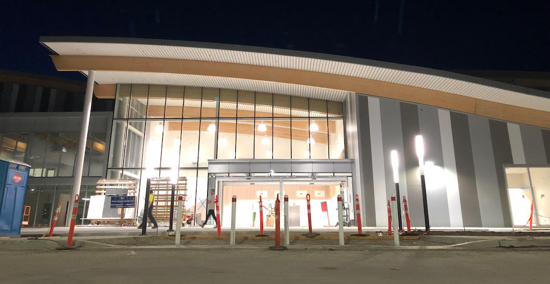 New $52-million Surrey sports complex with 3 ice rinks opening next month (PHOTOS)