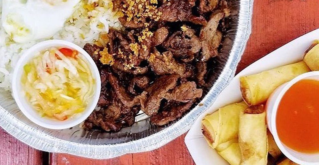 A Filipino night market series is launching in Toronto this week