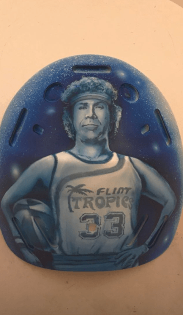 demko will ferrell mask