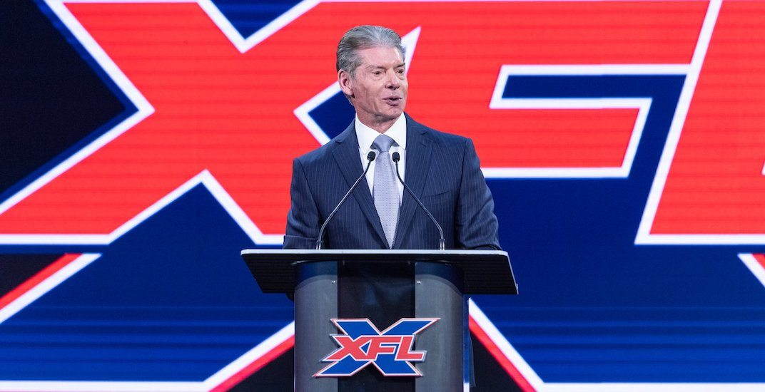 XFL announces names and logos of 8 new franchises