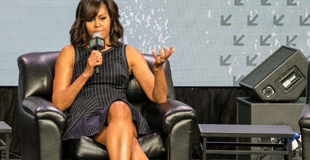 Win a trip to see Michelle Obama live in Toronto (CONTEST)