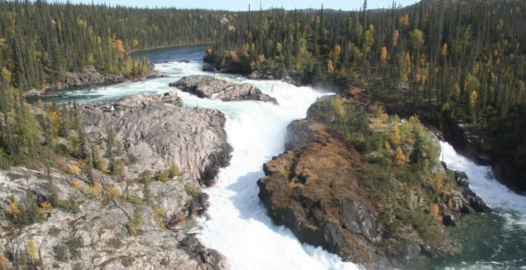 The Northwest Territories is home to Canada's newest national park