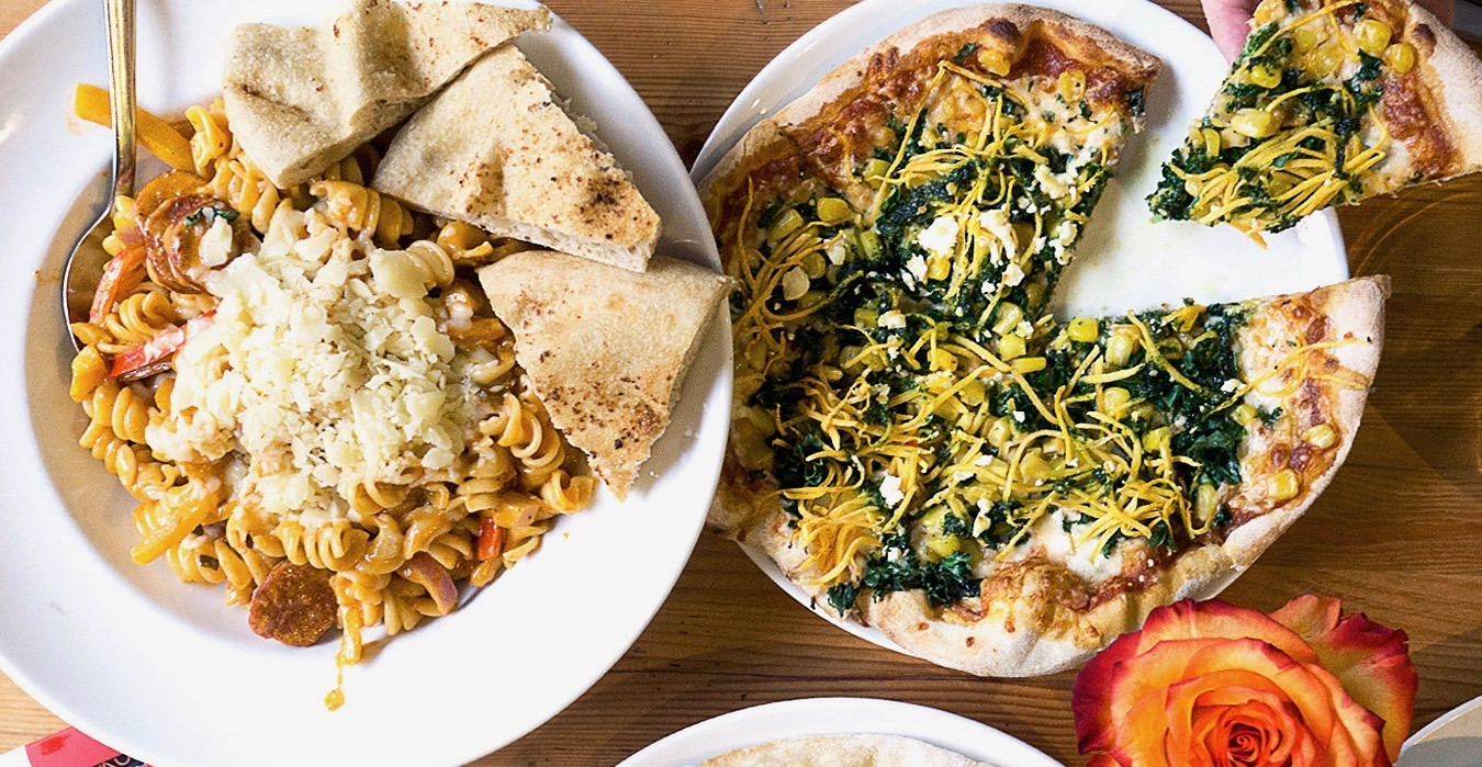 'Rocky Mountain Flatbread' has officially opened in Calgary