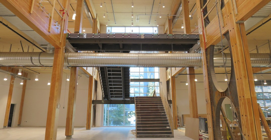 New MEC Vancouver flagship store a showcase of wood construction (PHOTOS)