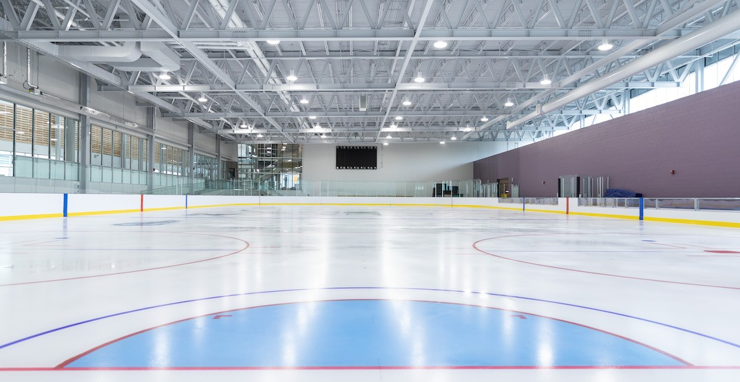 New Port Coquitlam community centre with ice rinks and Terry Fox Library opens next week (PHOTOS)