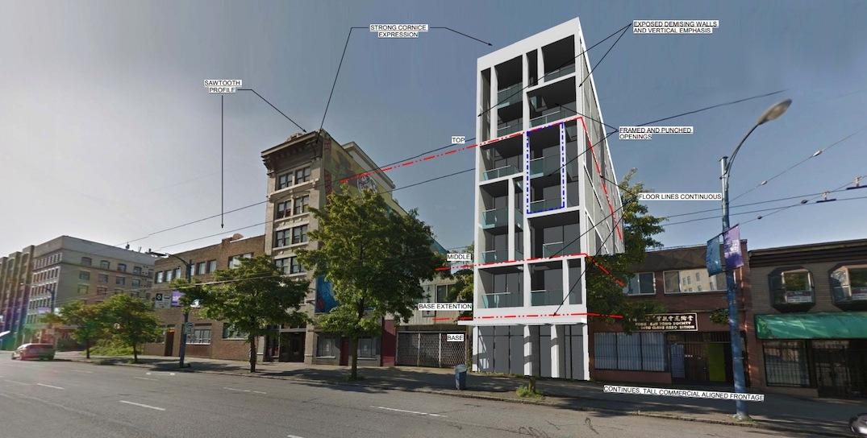 436 East Hastings Street, Vancouver