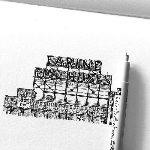 Montreal drawings