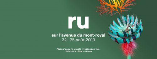 Mont Royal street fair