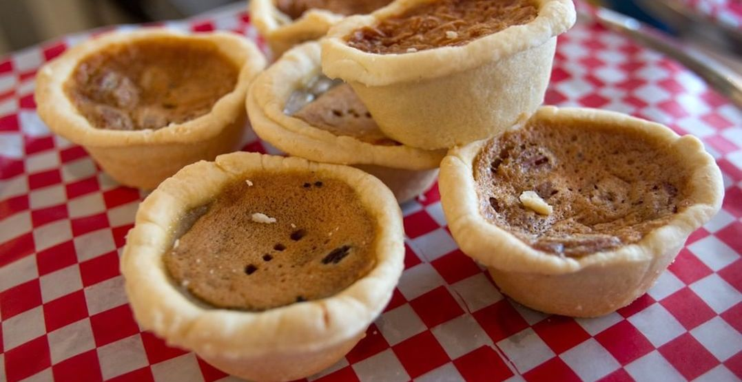 Escape Toronto on Sunday for this sweet Butter Tart Taste-Off