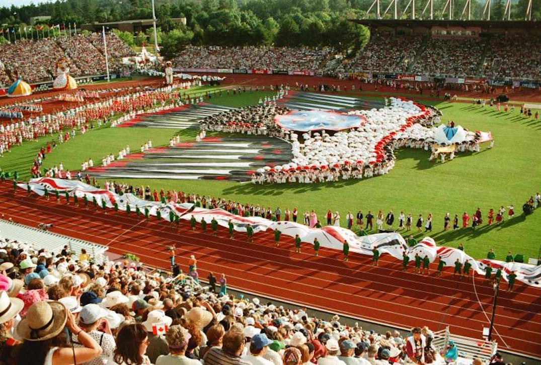 Victoria 1994 Commonwealth Games Opening Ceremony