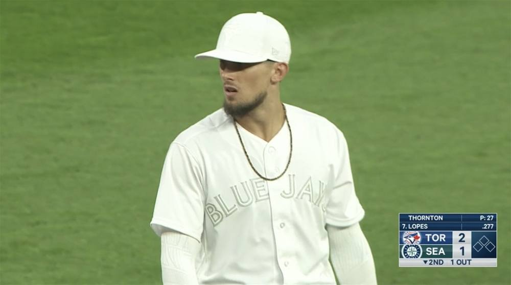 All-white Toronto Blue Jays uniforms get roasted by fans