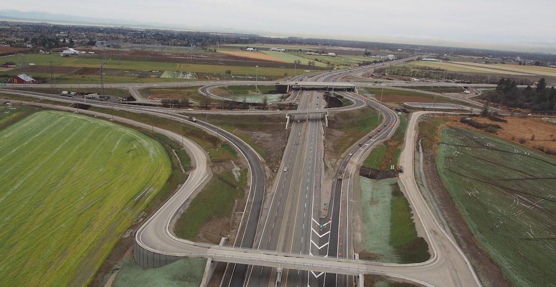 South Fraser Perimeter Road SFPR Highway 17