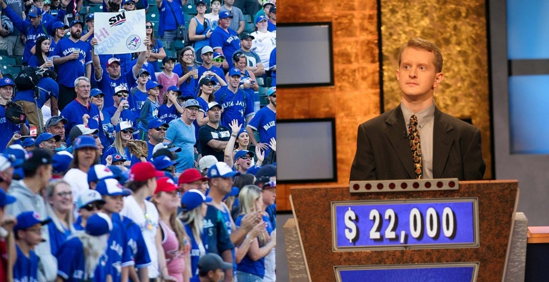 Jeopardy champ Ken Jennings rips into Seattle-invading Blue Jays fans