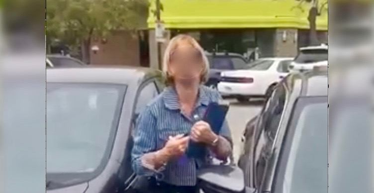 Racist tirade in Richmond parking lot caught on video