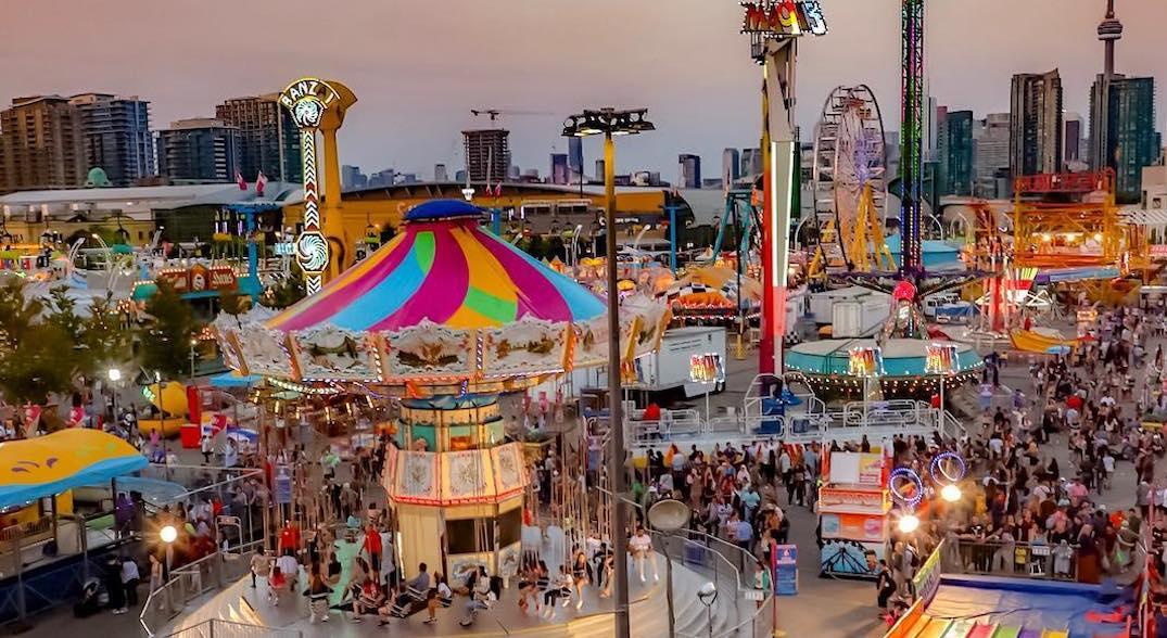 You can go to the CNE for just $9 on weeknights