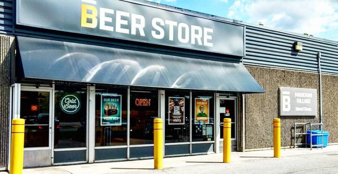 Beer Store locations across Ontario will be open on Labour Day