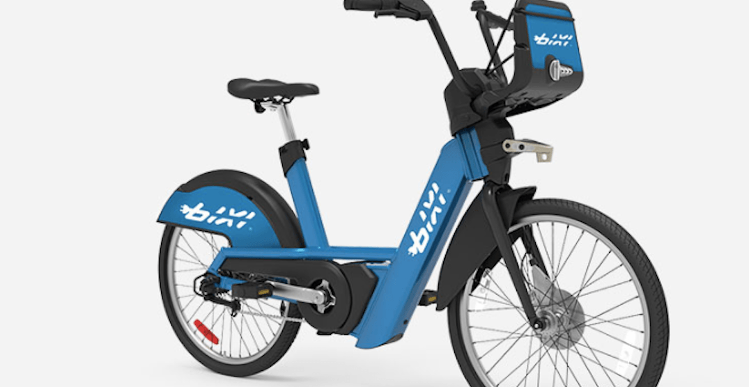 BIXI launches its own fleet of electric bikes in Montreal