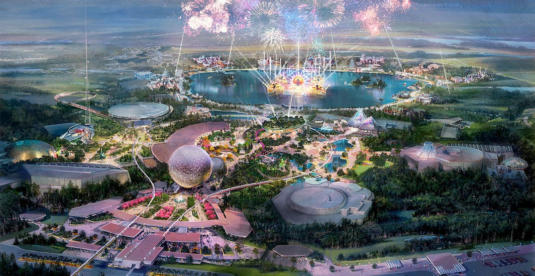 10 ways Disney World's Epcot theme park will be completely transformed