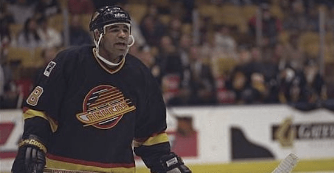 Former NHL player Donald Brashear arrested for cocaine possession: report