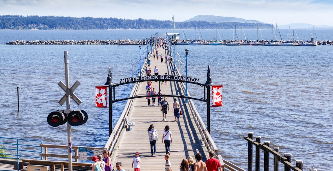 White Rock Pier to reopen to the public this morning after extensive repairs