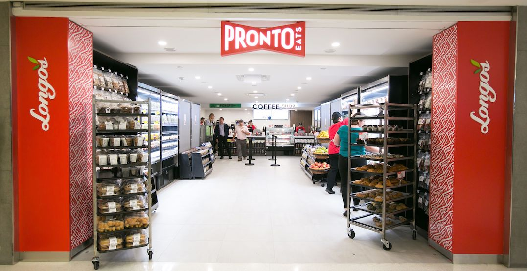 Longo's opens first cashless store concept at Bloor-Yonge (PHOTOS)