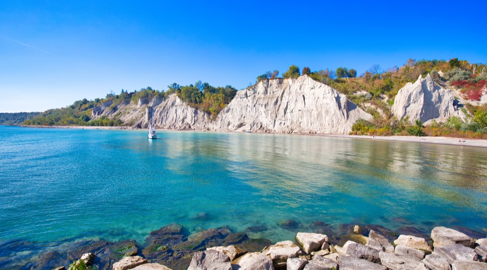 Public safety alert issued after man allegedly exposes his genitals at Scarborough Bluffs