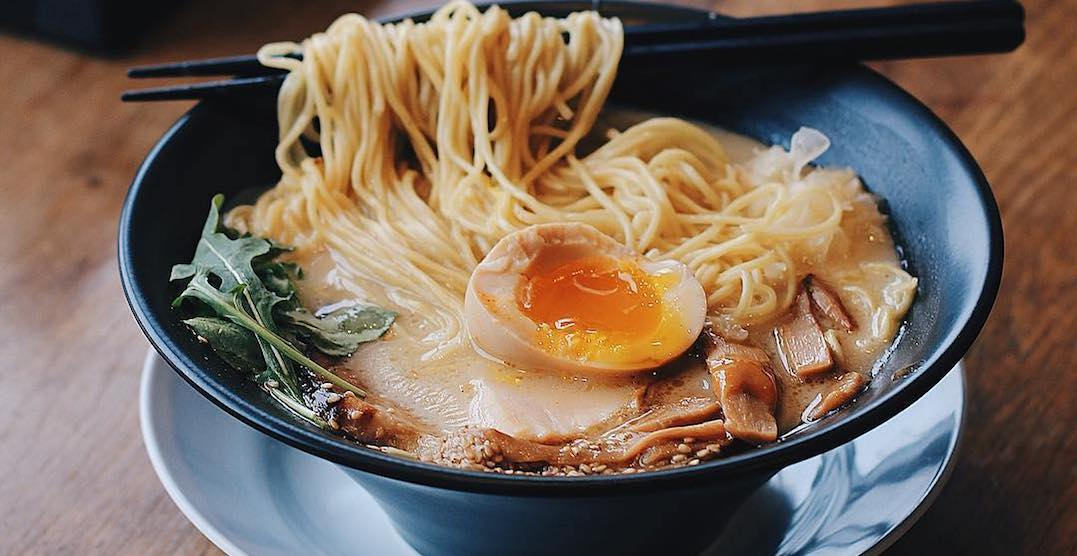 This noodle bar is serving FREE ramen on Queen West tomorrow