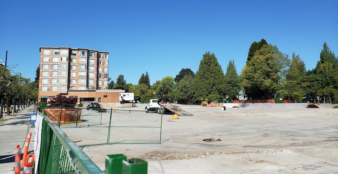 Redevelopment and new Asian grocery store for former Vancouver Safeway locations