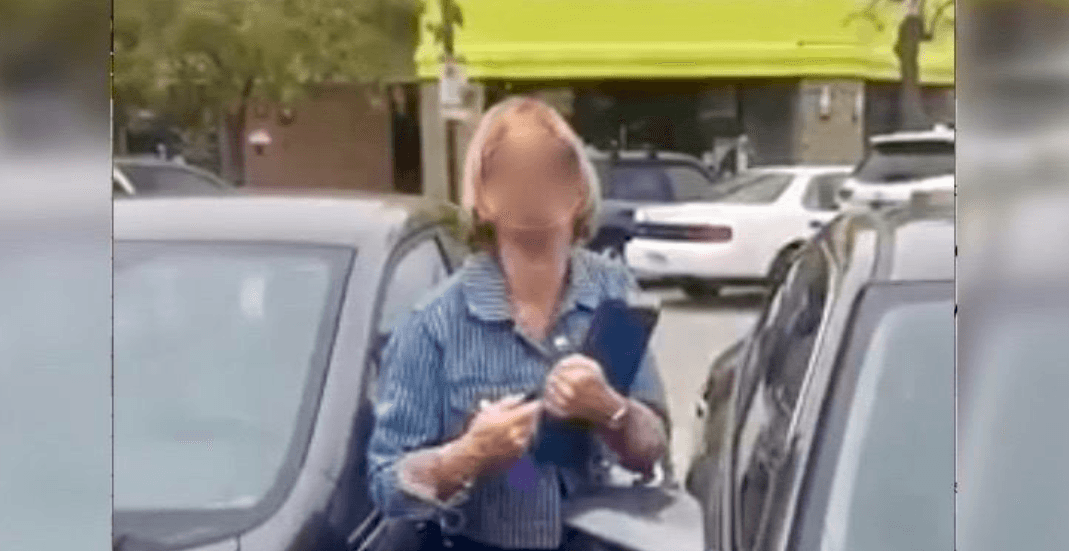 Woman in racist parking lot encounter won't face criminal charges: RCMP