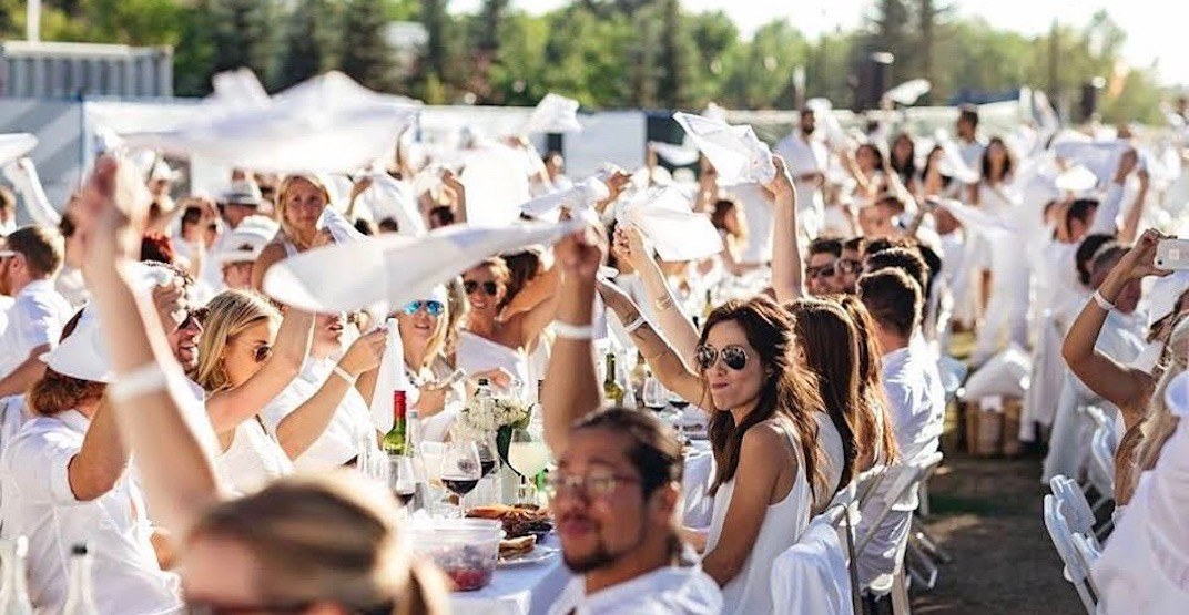 The location for Le Dîner en Blanc Calgary 2019 has just been revealed