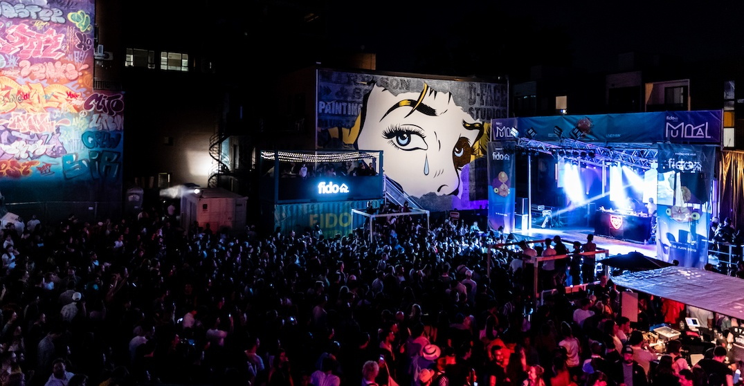 The top artists to check out at Toronto's mural fest block party this weekend