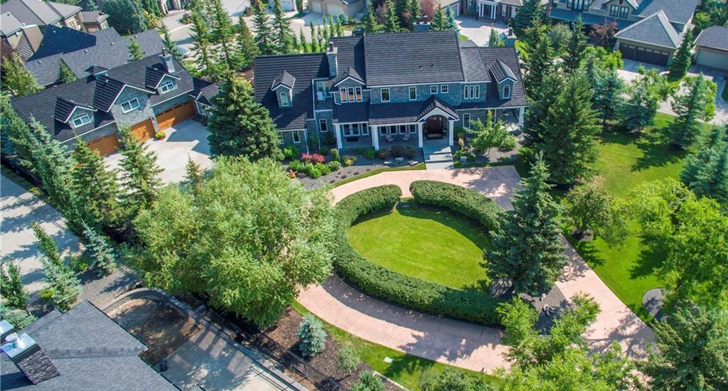 These are the most expensive real estate listings in Calgary right now (PHOTOS)