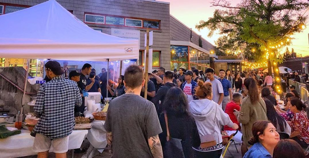 A Filipino night market is popping up downtown this week (PHOTOS)