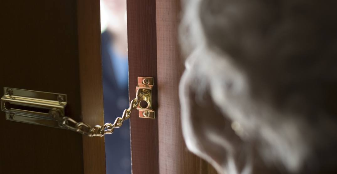 VPD warning seniors about 'smooth and conniving' door-to-door scammer
